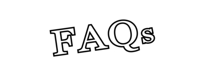 Homepage FAQs Title